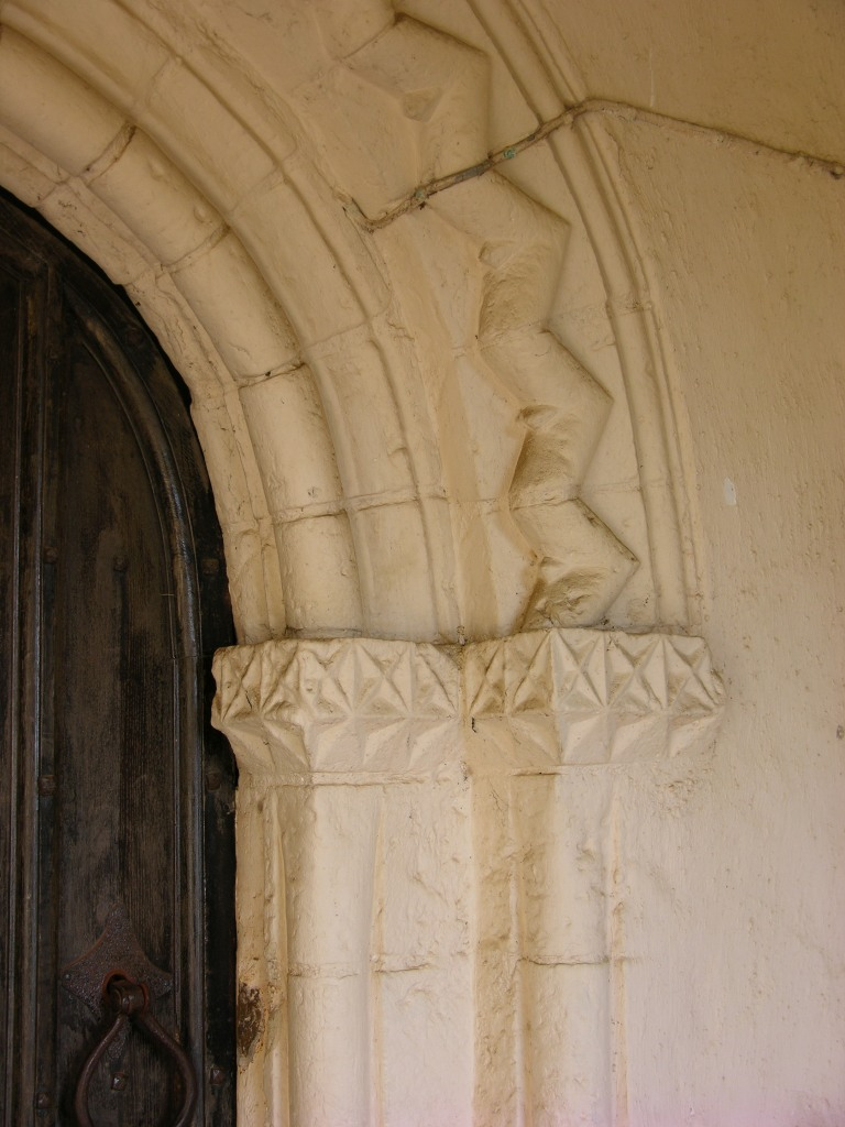 St Margaret, Herringfleet south doorway